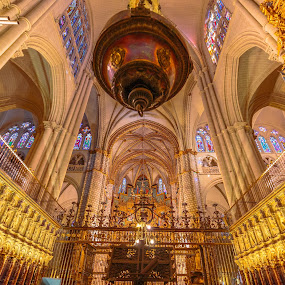 catedral de Toledo by Roberto Gonzalo Romero - Buildings & Architecture Places of Worship ( toledo, catedral )