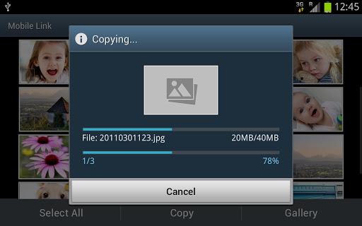 Samsung SMART CAMERA App screenshot 4