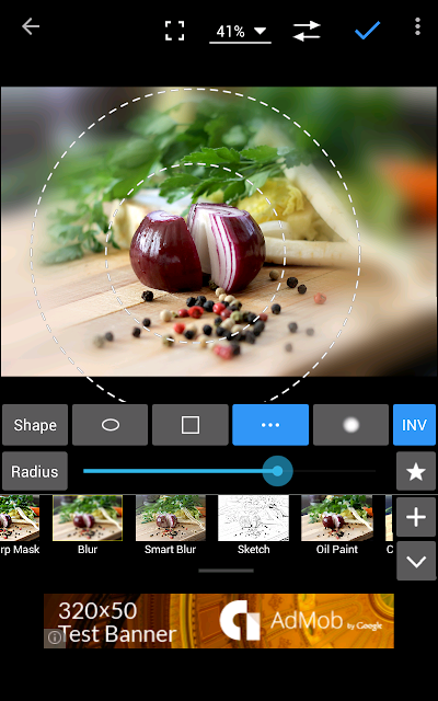 Photo Editor screenshots