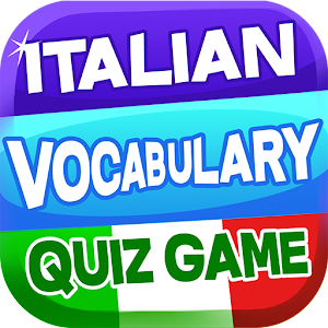 Italian Vocabulary Quiz Game