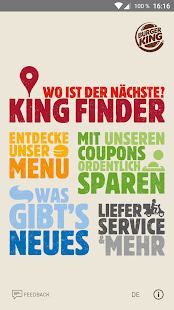 App BURGER KING® APK for Kindle