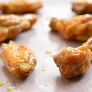 Citrus Caramel Wings