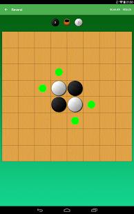 Reversi strategy code