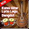 Kunci Gitar Dangdut Indonesia APK for Lenovo