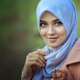 by Inot Nabut - People Portraits of Women ( fashion photography, hijab, women )