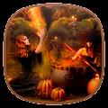 App Magic Halloween Free LWP apk for kindle fire