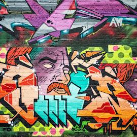 Dublin street art by Paul Holmes - Artistic Objects Other Objects ( ireland, d700, dublin, street art, nikon )