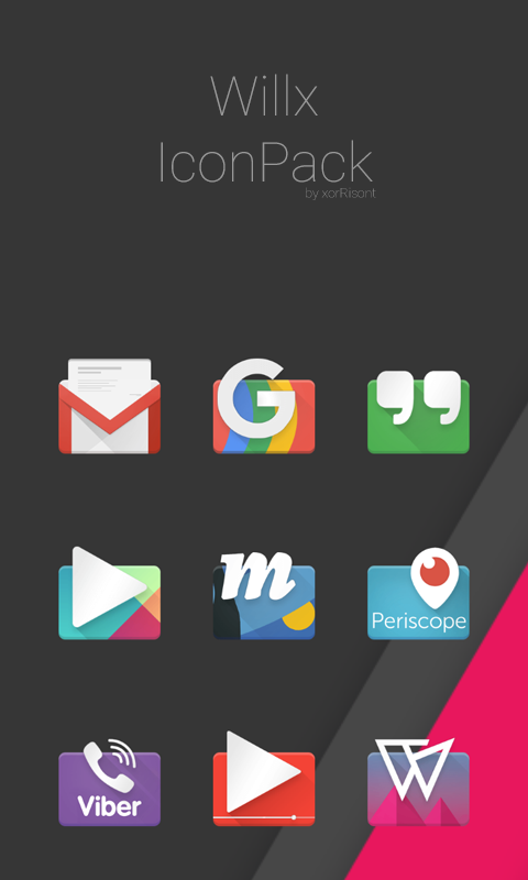 Willx Icon Pack Screenshot 4