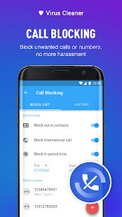 Virus Cleaner - TOP Antivirus, Booster & App Lock Screenshot