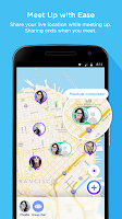 Screenshot of Jink: Messaging • Meets • Maps