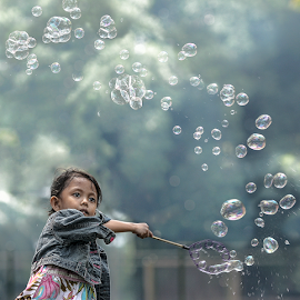 kaka lala by Doeh Namaku - Babies & Children Children Candids