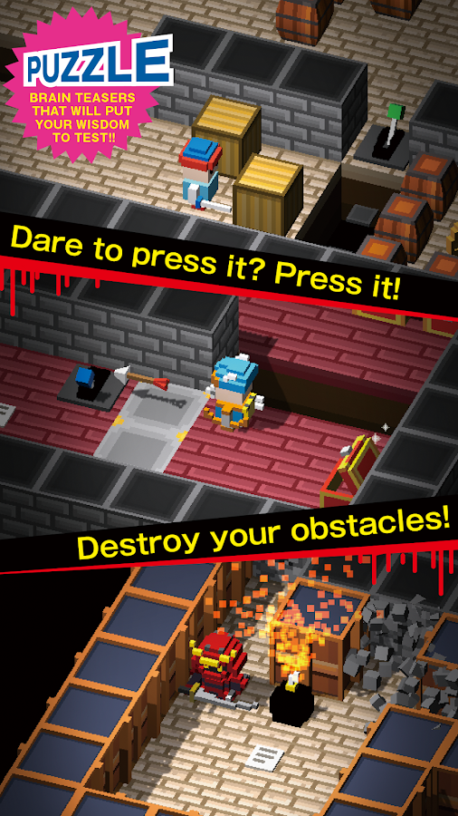 BLOCKQUEST Screenshot 2