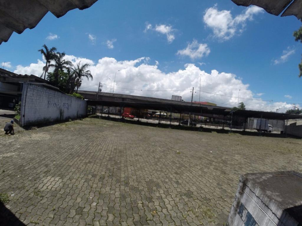 Galpão comercial para locação, Jardim Itamarati, Poá.
