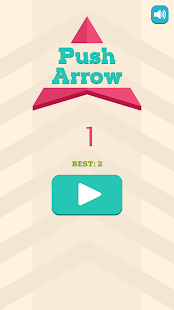 Push Arrow - screenshot