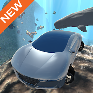Flying Submarine Car Simulator For PC