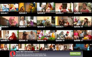 Screenshot of Maroc Vidéos