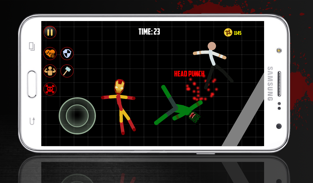 Stickman Warriors Heroes 3 android spiele download