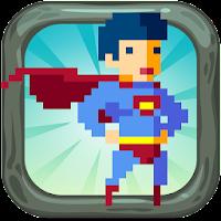 Pixel Superhero Adventures For PC (Windows And Mac)