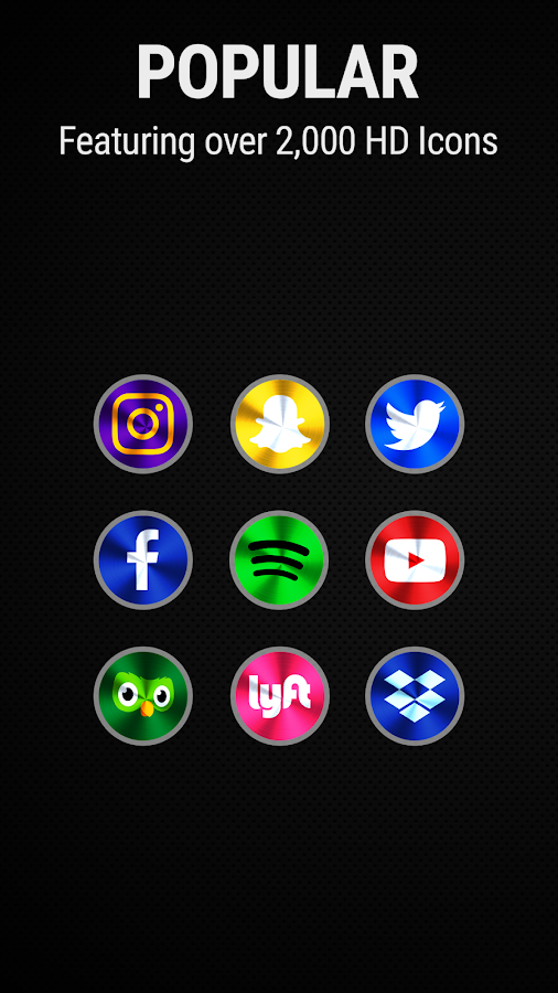 Vivid 2 Icon Pack Screenshot 3