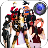 Super Hero Photo Maker Cosplay APK for Bluestacks