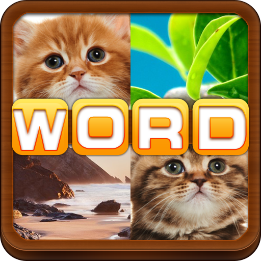 4 Pics 1 Word: What's The Word (game)
