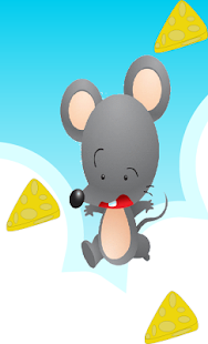 Cheese Mouse jump Rat Free HD - screenshot