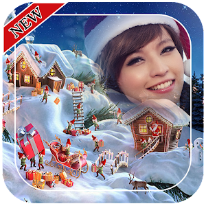 Christmas Photo Frames for PC-Windows 7,8,10 and Mac