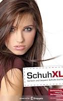 Screenshot of SchuhXL