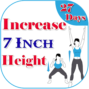 27 Days Increase 7 Inch Height