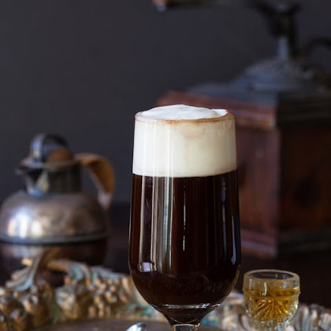Irish Coffee - Have a Jolly St. Patrick's Weekend!