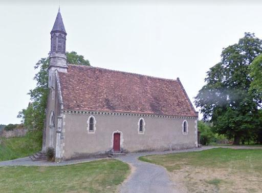 photo de Cluis-Dessous (Chapelle Notre-Dame-de-la-Trinité)