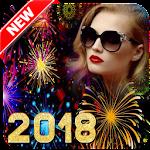 New Year Photo Editor Icon