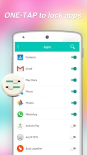 Free Lock Screen & AppLock Security APK for Windows 8