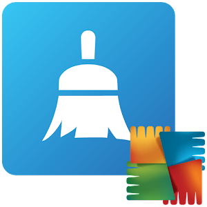 AVG Cleaner: Free Utilization Tool & Space Clean Icon