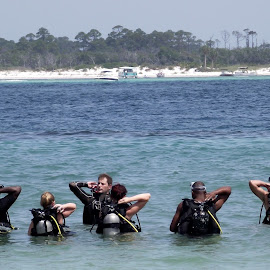 Intro to Scuba by Kathryn McConnell - People Group/Corporate