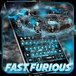 Fast Furious Keyboard Theme Icon