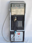 Single Slot Payphones - Pacific Bell 3A Dollar Payphone loc E-8
