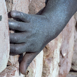 Hard Working Hand by Dipanwaya Saha - Digital Art People ( work, pose, people, artwork, culture )