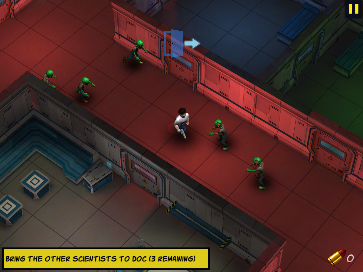 Max Bradshaw: Zombie Invasion Screenshot 5