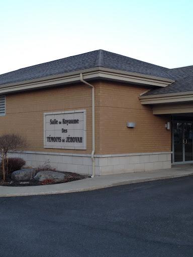 Salle Du Royaume Des Témoins De Jéhovah