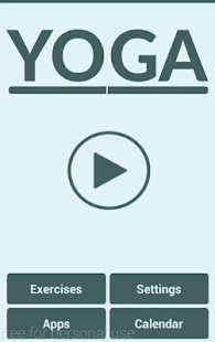 Yoga & Fitness Fitness app screenshot for Android