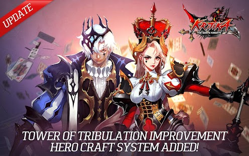 Kritika: The White Knights APK for Bluestacks