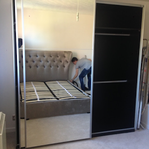 IKEA Wardrobe Sliding Doors