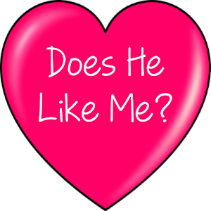 Does He Like Me For PC / Windows 7/8/10 / Mac – Free Download