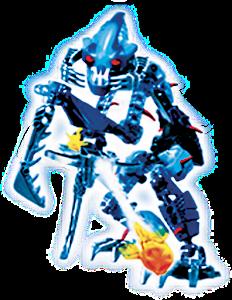 """Конструктор """"RoboBlock"""" Синий Воин M"""