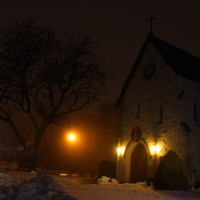 Old Church 2 by Camruin Kilsek - Buildings & Architecture Places of Worship