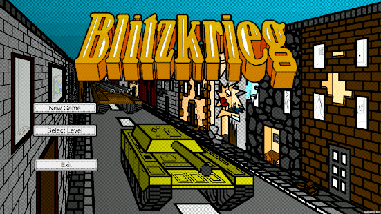Blitzkrieg - screenshot