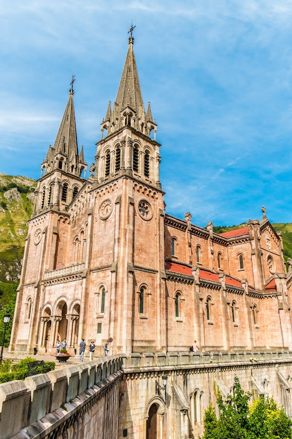 Covadonga by Miguel Pires - Buildings & Architecture Statues & Monuments ( covadonga, picos de europa, feel free photography, miguel pires, photofine-art.com,  )