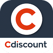 Cdiscount shopping Icon