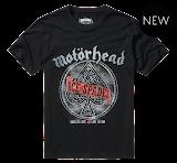 Футболка MOTOERHEAD Ace of Spade - Brandit - чёрный